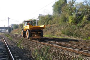 Rail-Ability SuperBoss Dumper