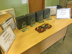 2016 Network Rail awards
