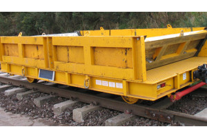 Rail-Ability Trailer Box