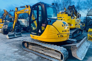 JCB 8085 Midi Excavator