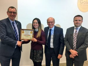 Network Rail's Route to Gold awarded to AP Webb Plant Hire