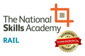 The National Skills Academy for Rail logo